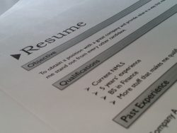 one-page resume, Top Resume Writing & Career Services